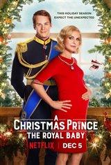 A Christmas Prince: The Royal Baby (Netflix) Movie Poster