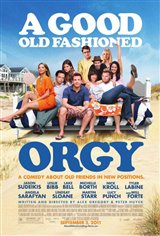 A Good Old Fashioned Orgy Movie Poster Movie Poster