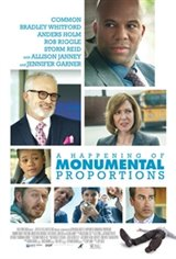 A Happening of Monumental Proportions Large Poster