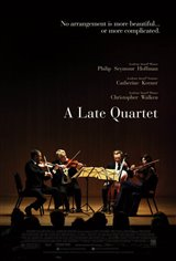 A Late Quartet Large Poster