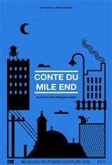 A Mile End Tale Large Poster