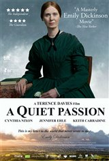 A Quiet Passion Movie Poster Movie Poster