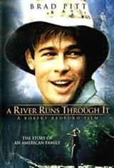 A River Runs Through It Movie Poster
