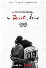 A Secret Love (Netflix) Movie Poster