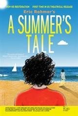 A Summer's Tale Movie Poster