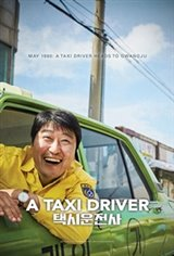 A Taxi Driver Movie Poster