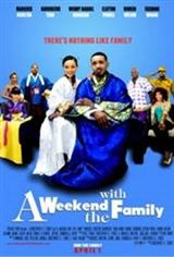 A Weekend with the Family Movie Poster