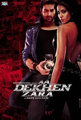Aa Dekhen Zara: A Date With Fate Large Poster