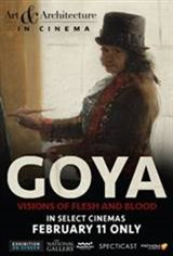 AAIC: Goya - Visions of Flesh and Blood Movie Poster