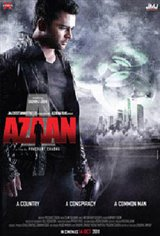 Aazaan Movie Poster
