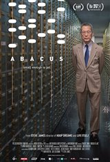 Abacus: Small Enough to Jail Movie Poster