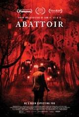Abattoir Movie Poster