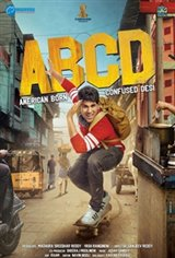 ABCD (American-Born Confused Desi) Movie Poster