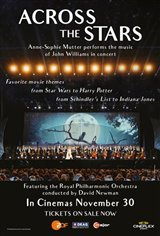 Across the Stars - Anne-Sophie Mutter & John Williams Movie Poster