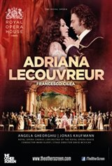 Adriana Lecouvreur from the Royal Opera House Movie Poster