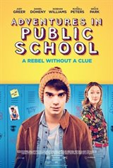 Adventures in Public School Movie Poster