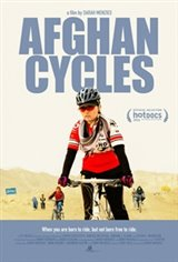 Afghan Cycles Movie Poster
