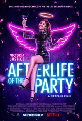 Afterlife of the Party (Netflix) Movie Poster