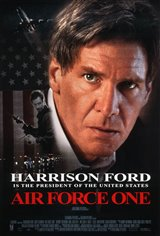 Air Force One Movie Poster Movie Poster