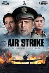 Air Strike (The Bombing) Large Poster