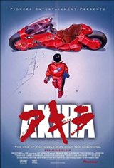 Akira IMAX Movie Poster