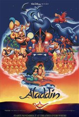 Aladdin (1992) Movie Poster