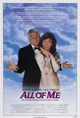 All of Me (Llévate mis amores) Movie Poster