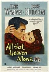 All That Heaven Allows Movie Poster
