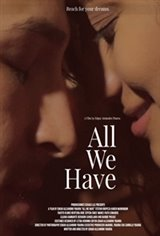 All We Have Movie Poster