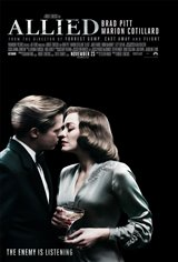 Allied Movie Poster
