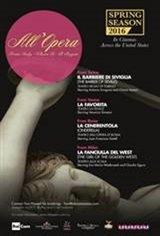 All'Opera: La Fanciulla Del West Movie Poster