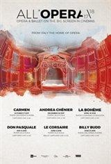 All'Opera: Le Corsaire Movie Poster