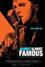 Almost Almost Famous Large Poster