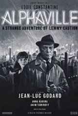 Alphaville Movie Poster