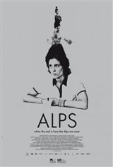 Alps Large Poster