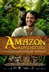 Amazon Adventure 3D Movie Poster