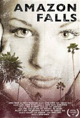 Amazon Falls Large Poster