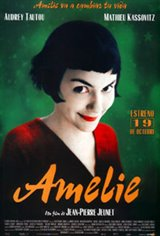 Amélie Movie Poster