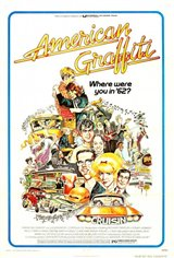 American Graffiti Large Poster