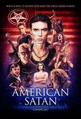 American Satan Large Poster