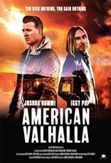 American Valhalla Large Poster