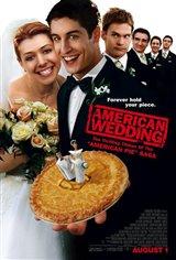 American Wedding Movie Poster
