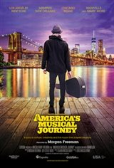 America's Musical Journey 3D Movie Poster