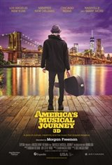 America's Musical Journey: An IMAX 3D Experience Movie Poster