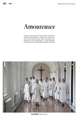Amoureuses Movie Poster