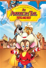 An American Tail: Fievel Goes West Movie Poster