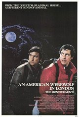 An American Werewolf in London Large Poster