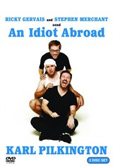 An Idiot Abroad Movie Poster