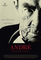 André (André - The Voice of Wine) Movie Poster