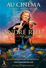 André Rieu : Amore, mon hymne à l'amour Movie Poster
